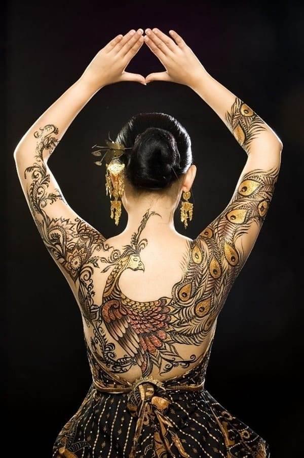 Javanese-Henna-Tattoo