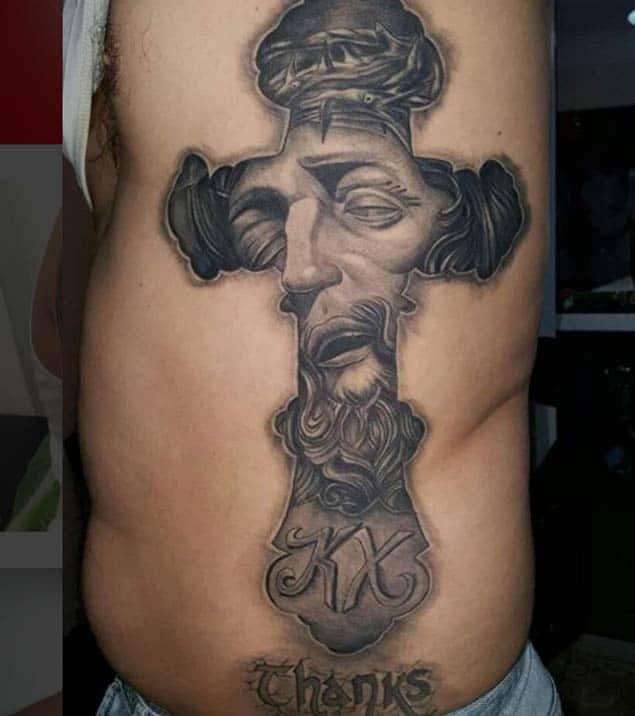 religious-Jesus-tattoo