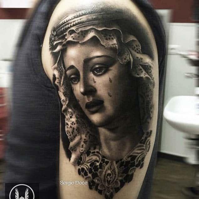crying-Mary-tattoo