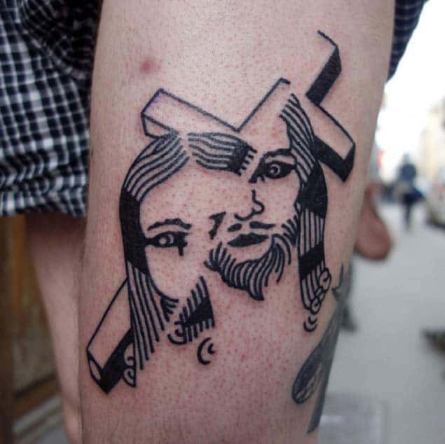 abstract-religious-tattoo