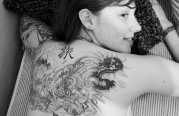 Gorgeous Back Tattoos For Men And Women