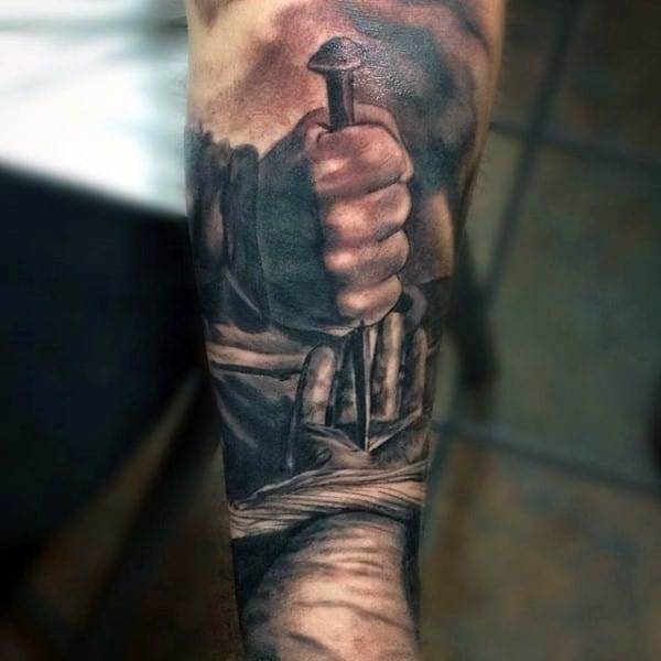 manly-christian-tattoo-designs-for-men-on-inner-forearm-and-wrist