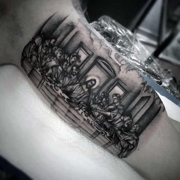 mens-christians-and-tattoos-of-the-last-supper