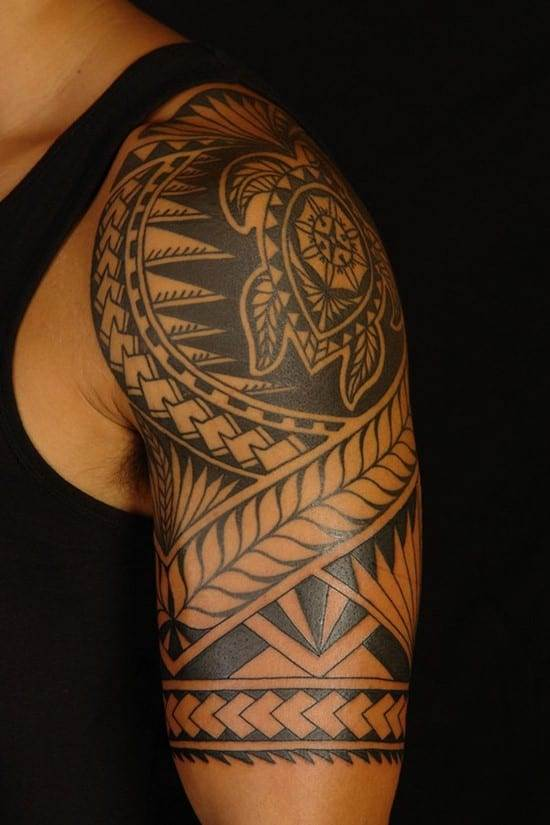 24-Rotuman-Arm-Tattoo-Designs