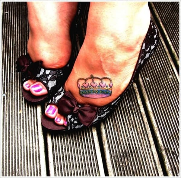 Romantic-Crown-Tattoo-for-Women