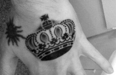 Graceful Crown Tattoos Designs And Meanings