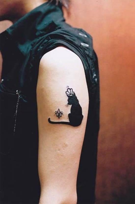 6-small-cat-arm-tattoo