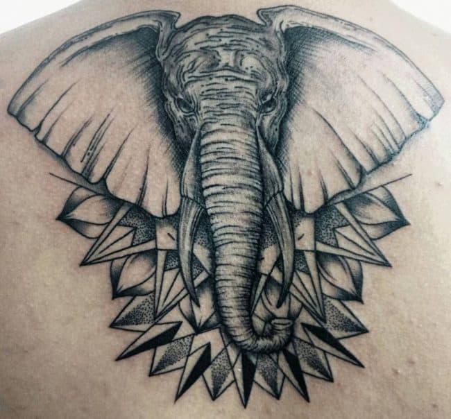elephant tattoo11