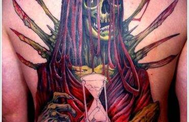 Most Unusual Grim Reaper Tattoo Designs