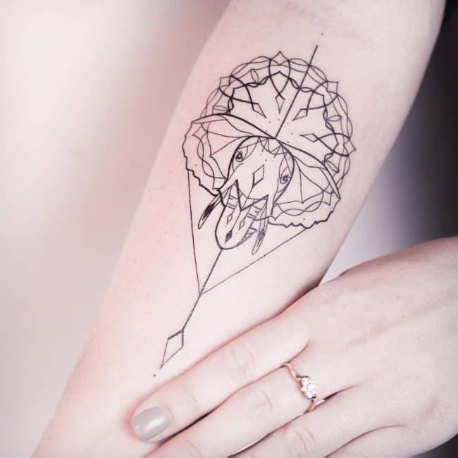 elephant tattoo53
