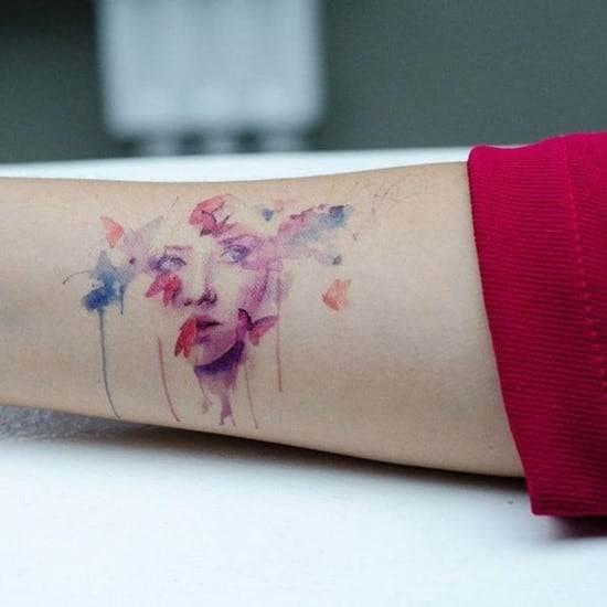 14-Portrait-watercolor-tattoo