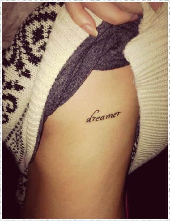 A-small-single-word-rib-tattoo