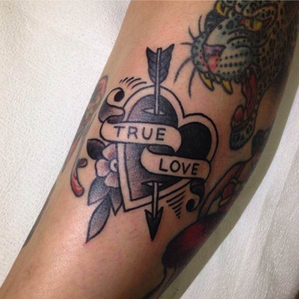 Heart Star Tattoos