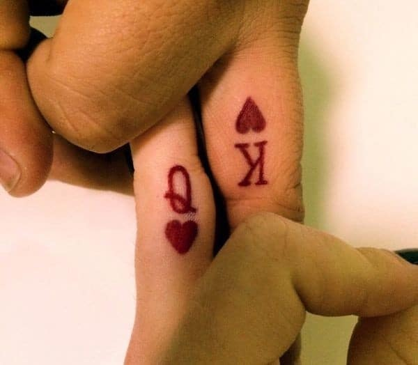 Heart Tattoos Behind Ear