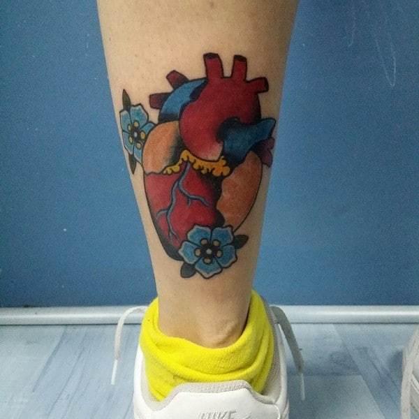 Lower Back Tattoos Women