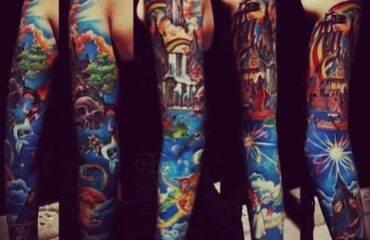 Cute Disney Tattoos Ideas For Tattoo Lovers