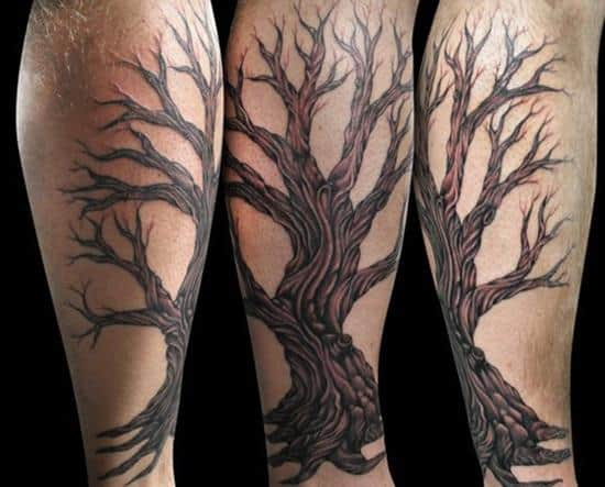 30-tree-leg-tattoo