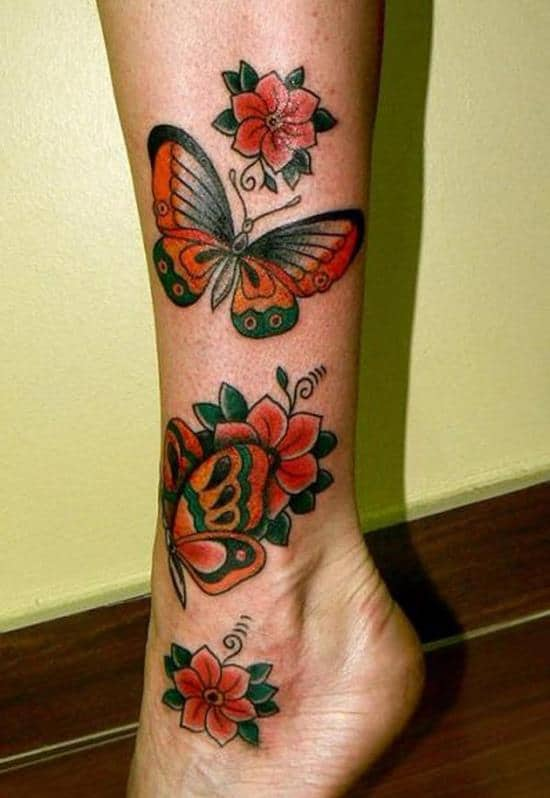 40-butterfly-leg-tattoo