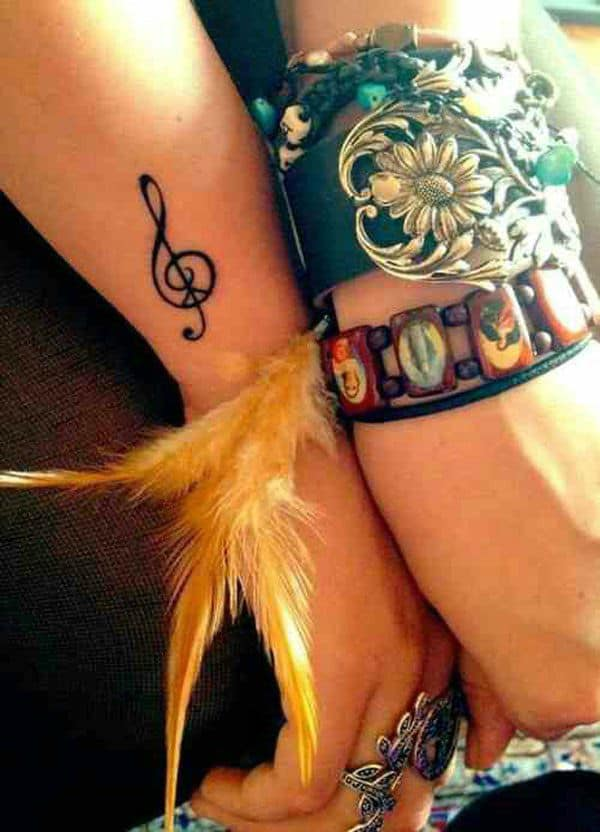 Music Tattoos