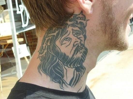 27-Jesus-Tattoo-on-neck
