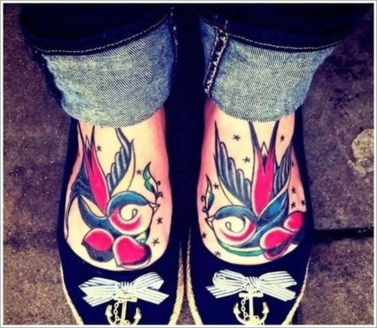 Swallow-tattoo-designs-6