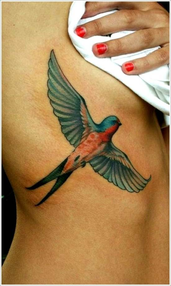 Swallow-tattoo-designs-9