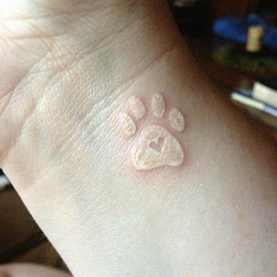 39-White-Ink-Tattoo-on-Wrist