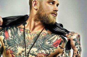 Popular Chest Tattoos for Men and Women