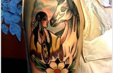 Spectacular Horse Tattoo Designs And Meanings