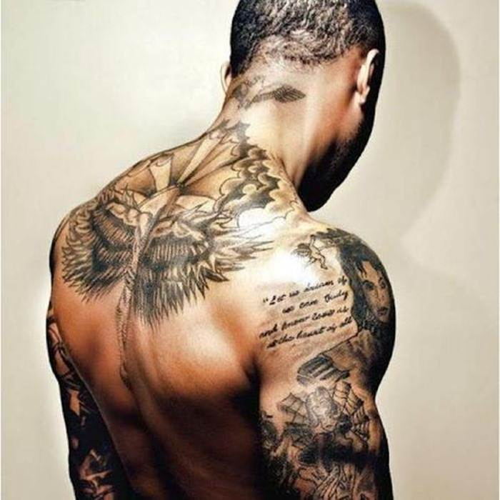 Tattoos For Men in 2016.2