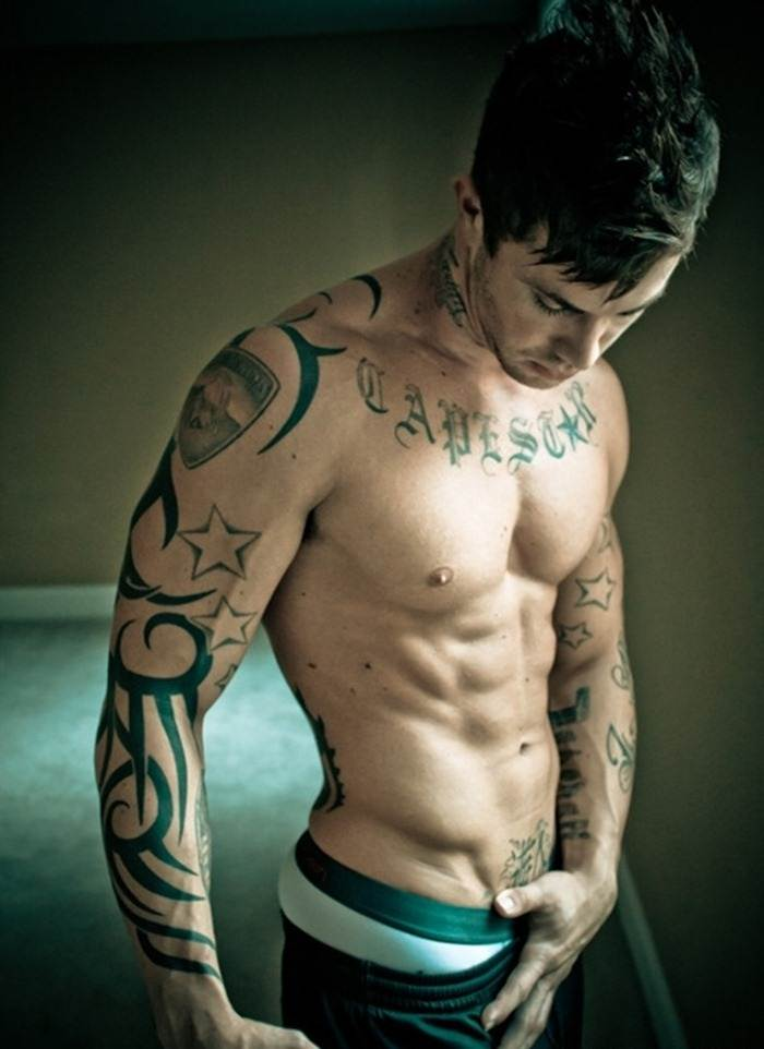 Tattoos For Men in 2016.23