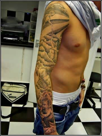 Tattoos For Men in 2016.52