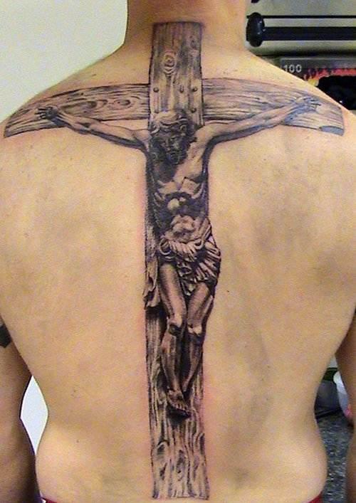 Cross Tattoos for Men.131