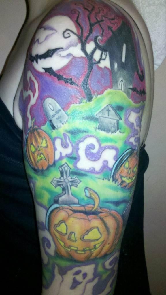 Halloween Tattoo Designs101