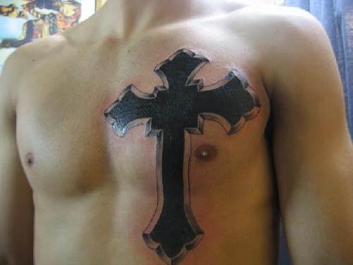 Cross Tattoos for Men.142