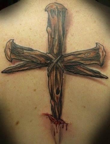 Cross Tattoos for Men.149