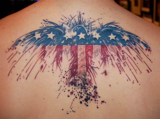 Best American tattoo for men