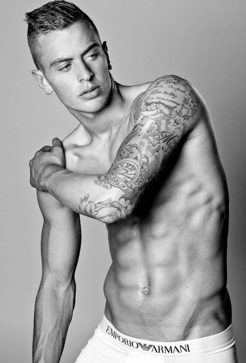 tattoos for men.45