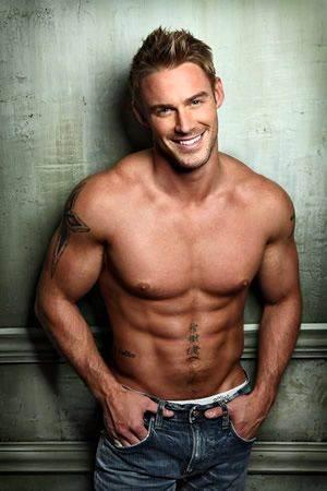 hot men tattoo