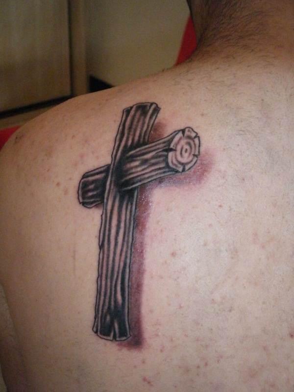 Cross Tattoos for Men (12)