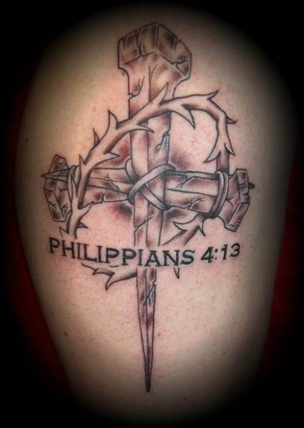 Cross Tattoos for Men (39)