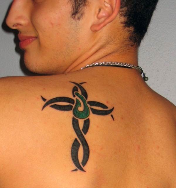 Cross Tattoos for Men (41)