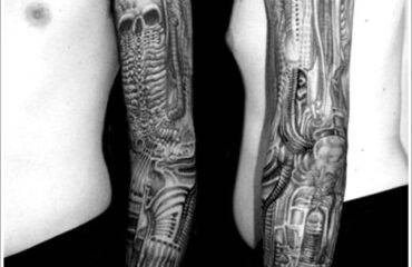 Skull Tattoo Designs for Men