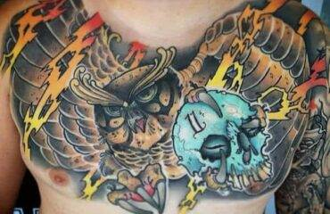 Chest Tattoos For Men & Things To Know Before Getting