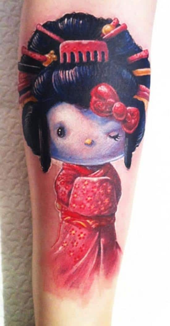 geisha-tattoo-hello-kitty