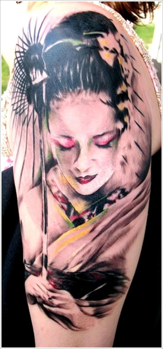 Geisha-Tattoo-Designs-31