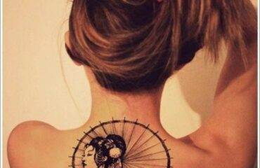 Classic Geisha Tattoo Designs And Meanings
