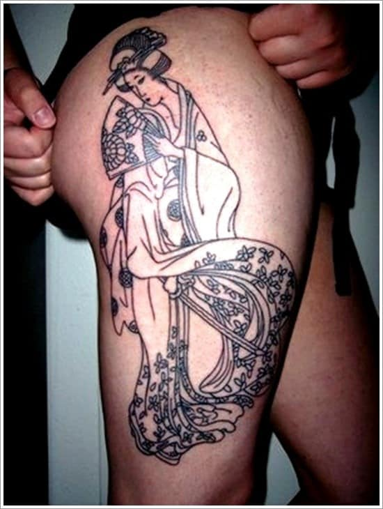 Geisha-Tattoo-Designs-8