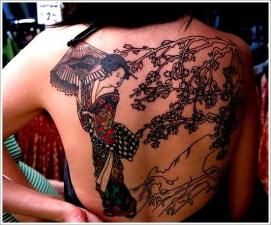 Geisha-Tattoo-Designs-25
