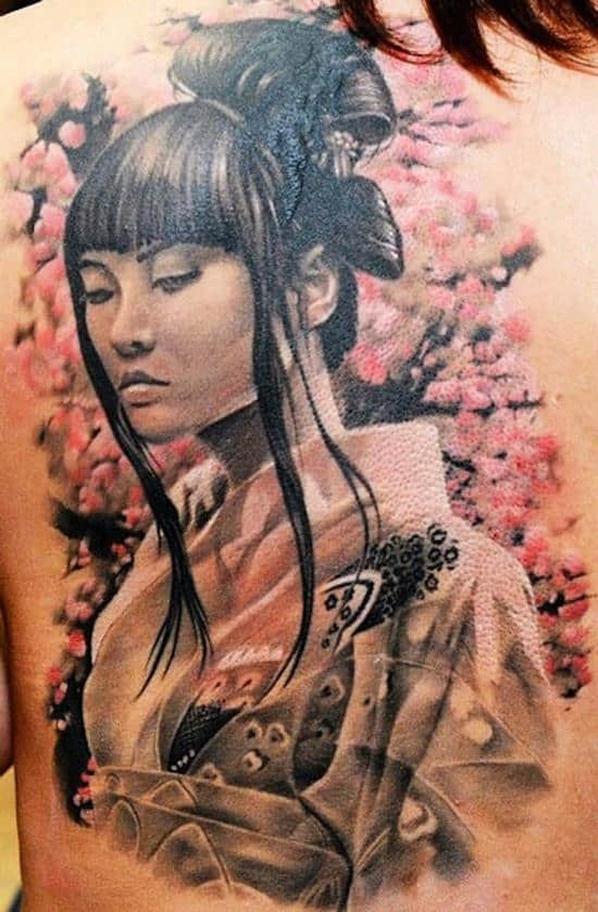 geisha-tattoos-with-sakura